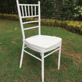 ให้เช่าเก้าอี้ชิวารี่ Chiavari Chairs