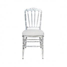 เช่าเก้าอี้ชิวารีใส เก้าอี้คริสตัล